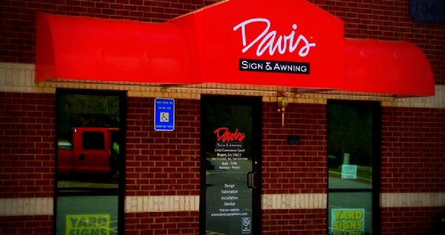 Davis Sign & Awning Company